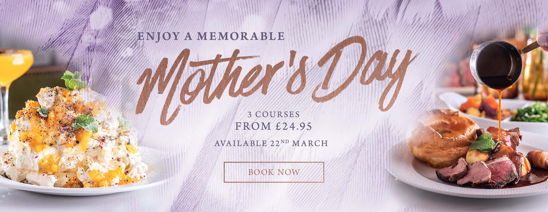 Mother's Day 2019 at The George